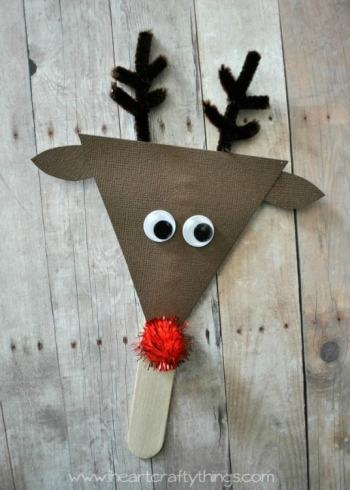 10 Sweet And Easy Ideas For Reindeer Crafts Kids Can Make