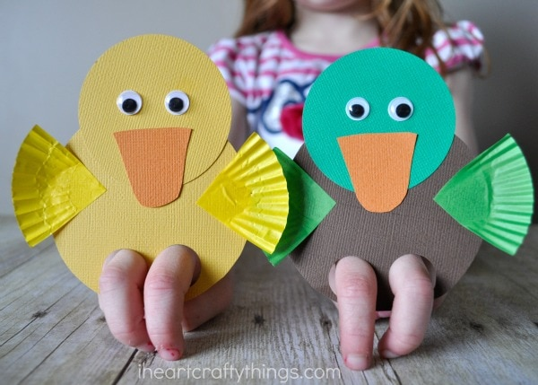 Paper Plate Craft Projects