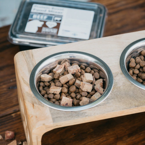 Protein Boost Food Mixer: Single Ingredient, Freeze-Dried Beef Liver