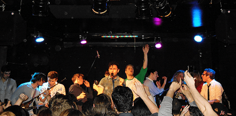 Encore with Arkells, New Hands, Lou Molinaro, Heather Mueller