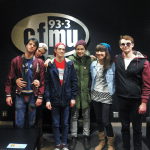 I Heart Hamilton on 93.3 CFMU — Episode 008 (Dec. 27/13)