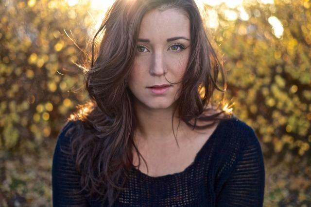 Robyn Dell'Unto. Photo by Ryan Nolan Photography.