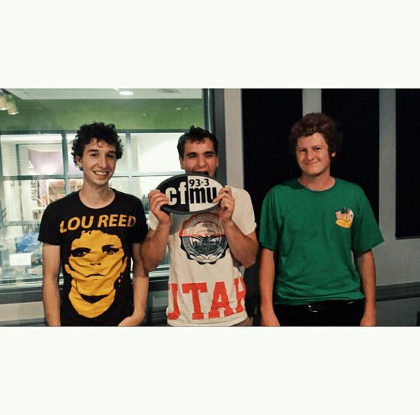 Dan, Marlon, and Jimmy of Harlan Pepper