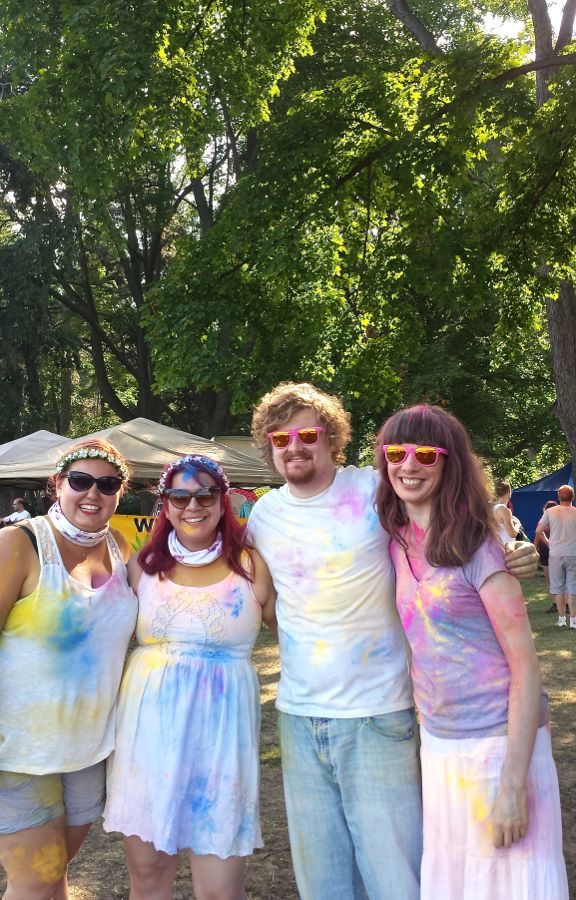 A Midsummer's Dream 2015 in Hamilton