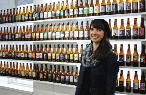 Kristin Archer at Collective Arts Brewing