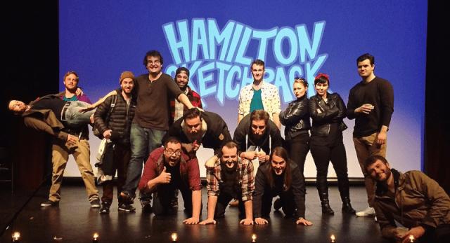 Hamilton Sketchpack