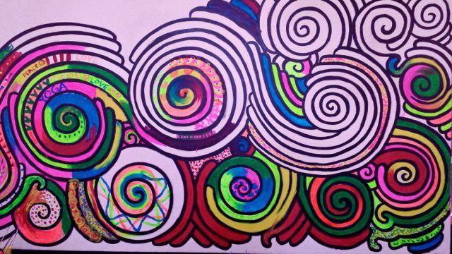 Art at YogaFest