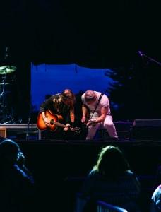 The Jim Cuddy Band. Photo by Lisa Vuyk