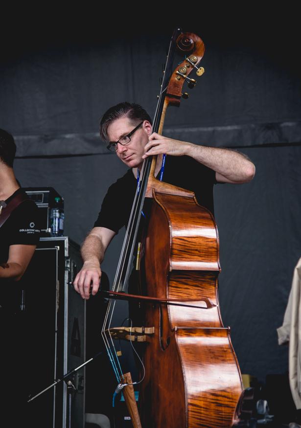 Rob Wolanski of HPO. Photo by Lisa Vuyk