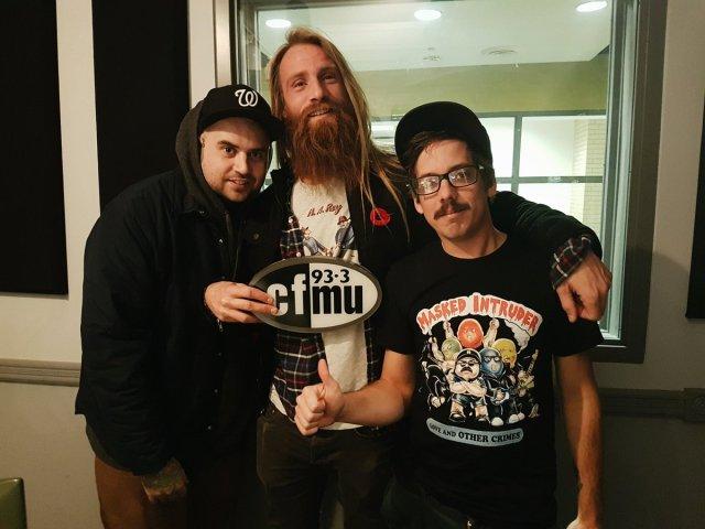 Mathew Ferguson, Jason Allen, Tyler Shazma