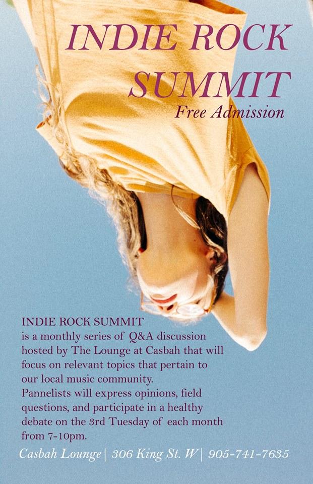 Indie Rock Summit