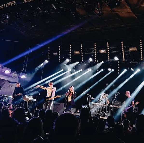 July Talk at Festival of Friends 2017