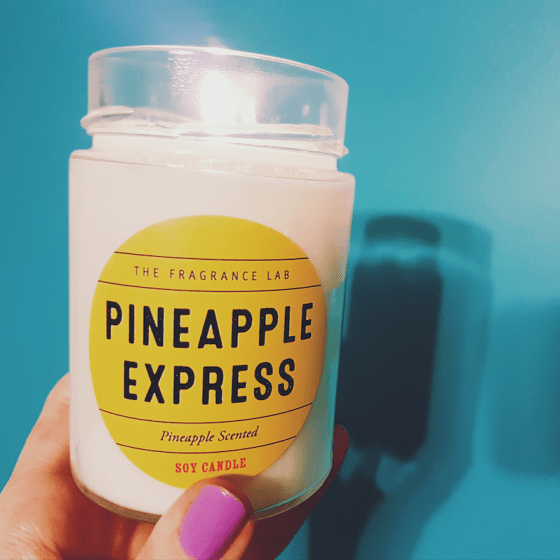 Pineapple Express gifted to me from The Fragrance Lab