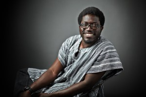 Kojo Easy Damptey. Official photo.