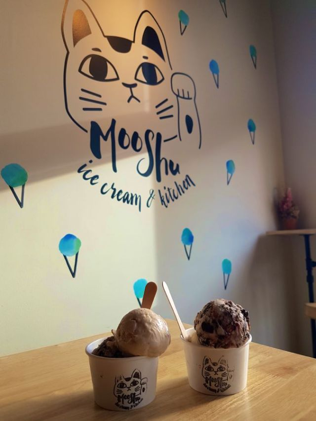 Moo Shu Ice Cream