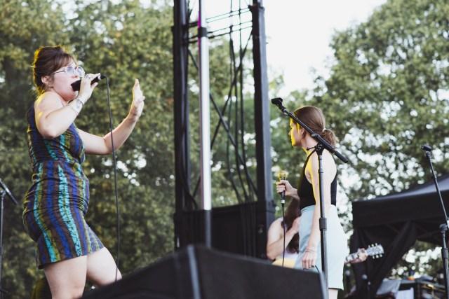 U.S. Girls. Photo by James Miike.