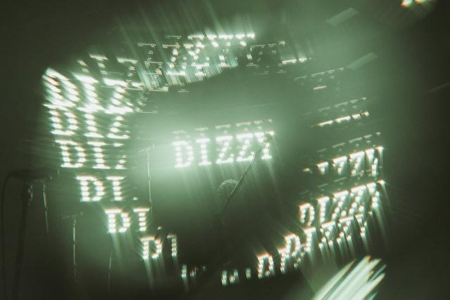 Dizzy. Photo by Mike Highfield.