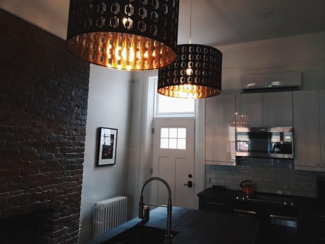 Bellwether House Aberdeen Suite kitchen