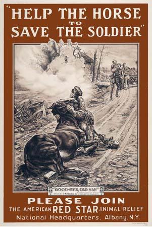 WWI Poster. Image source: Simon Butler