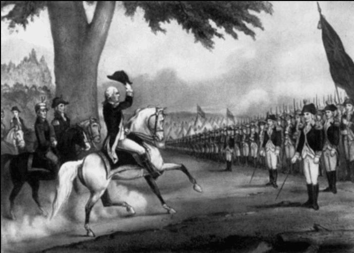 """""""GeorgeWashington1775"""". Licensed under PD-US via Wikipedia"""