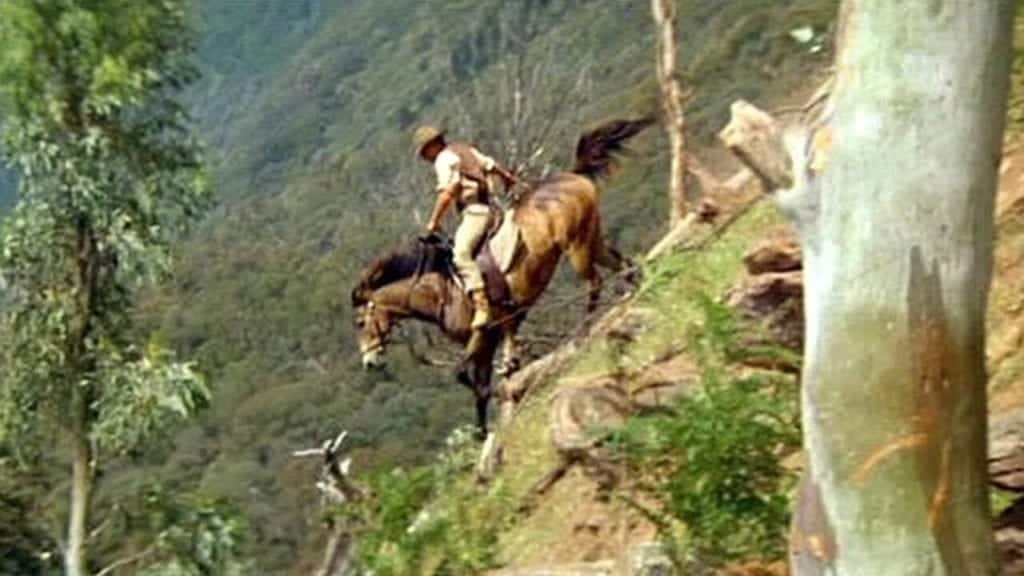 Return to Snowy River (1988)