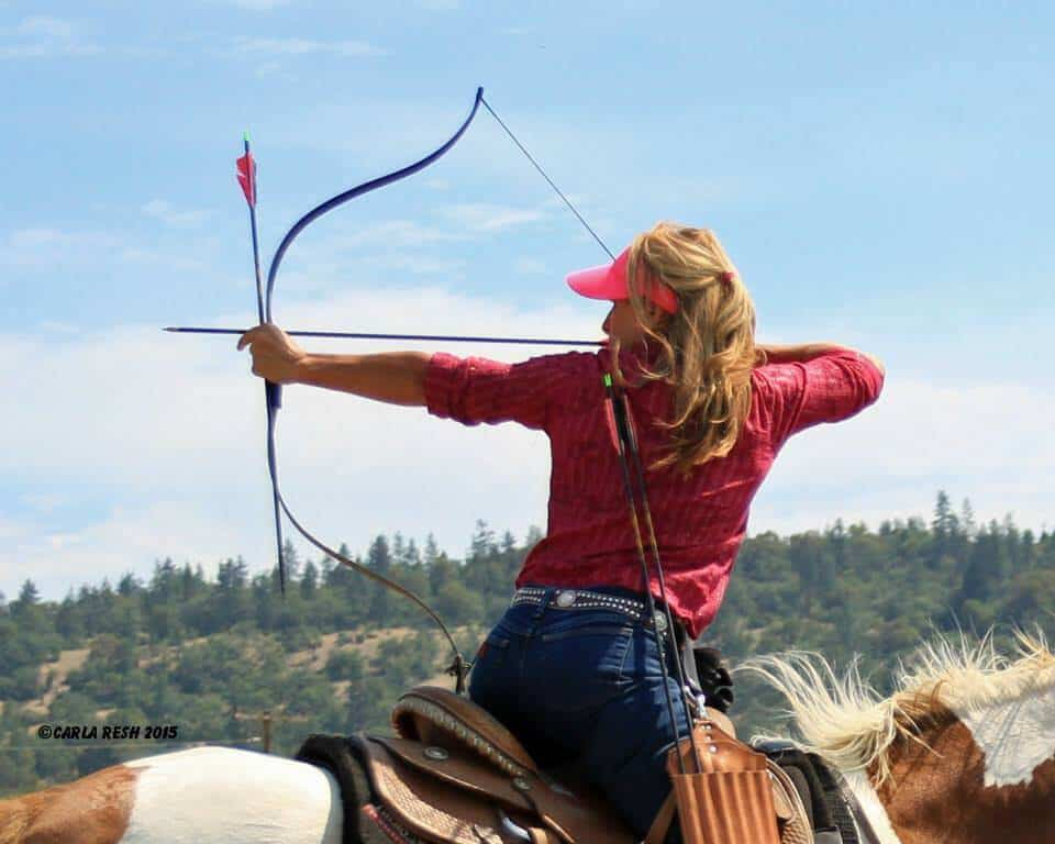 Pam. Image source: Rogue Mounted Archers