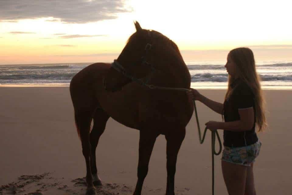 On Cabarita Beach July 2015. Image source: SAHA / Annette Rawson