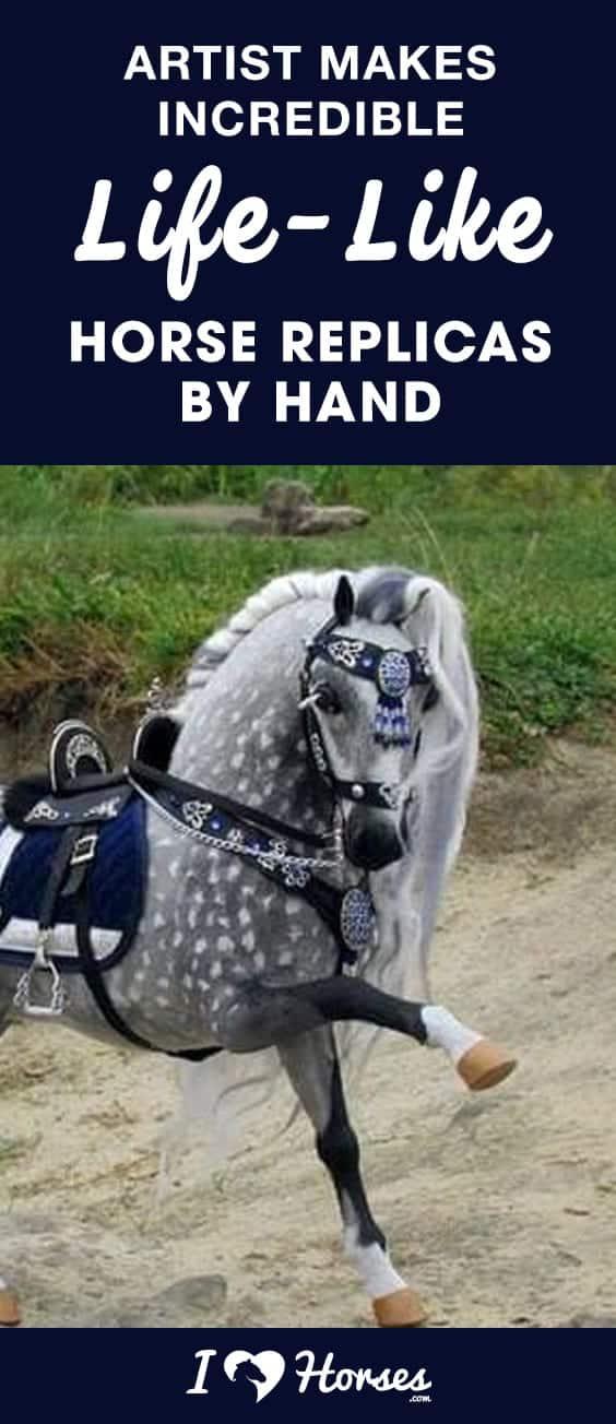 horse replica
