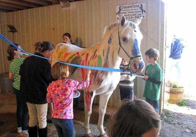 ban pony painting parties