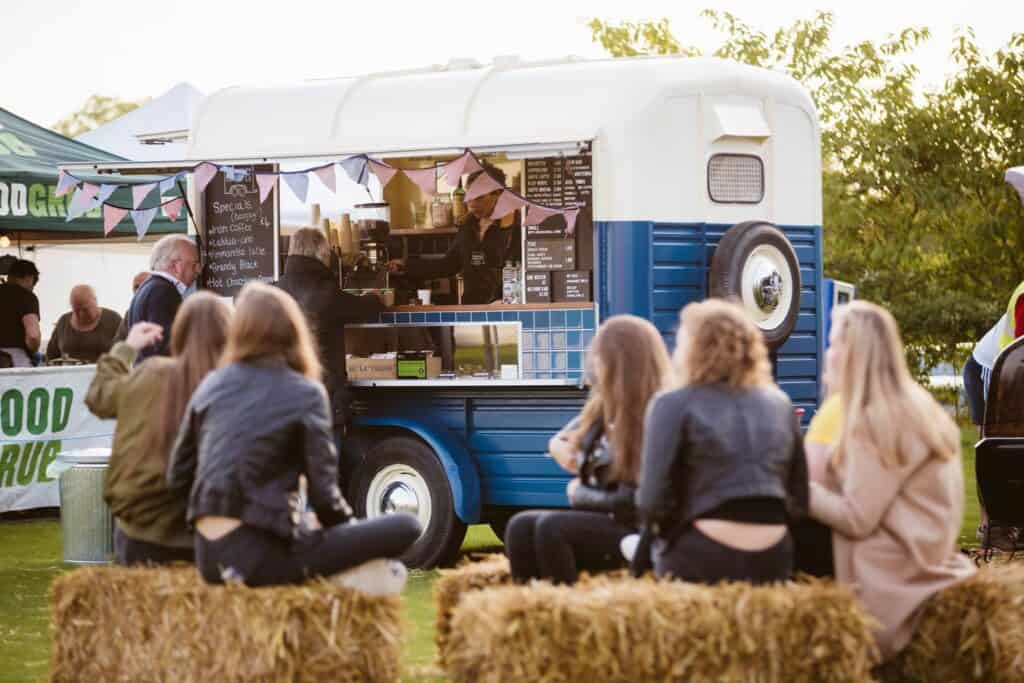 converted horse trailer coffee co