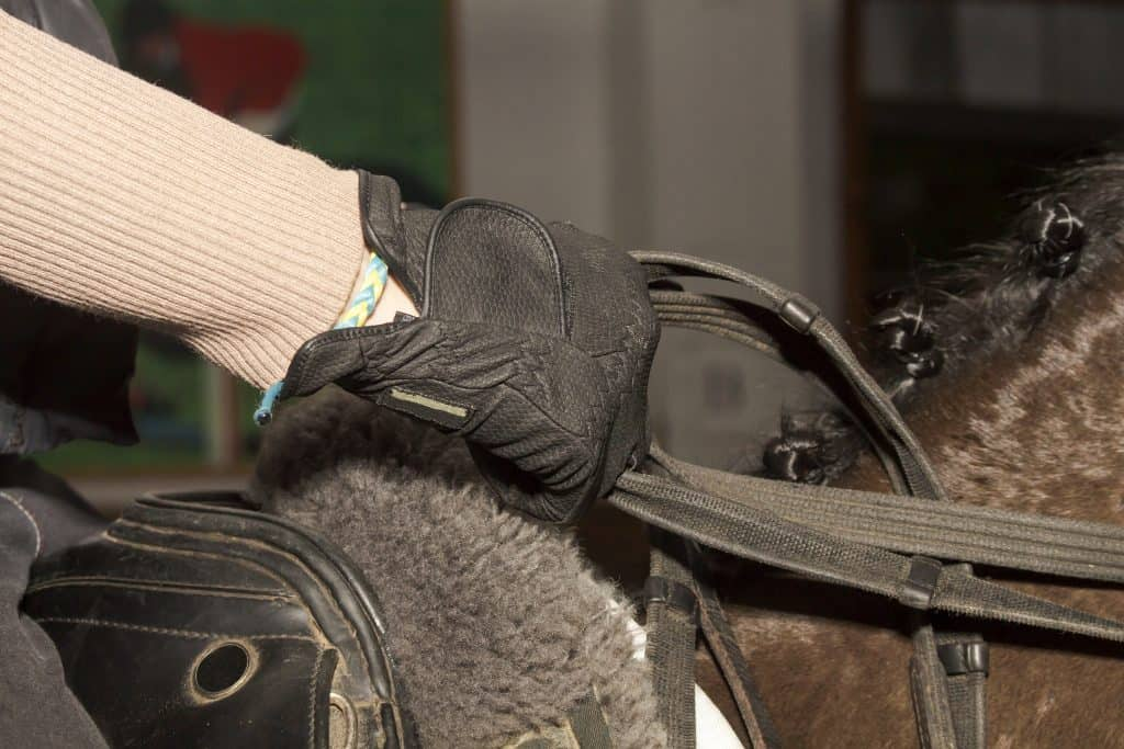 common mistakes horse riders make