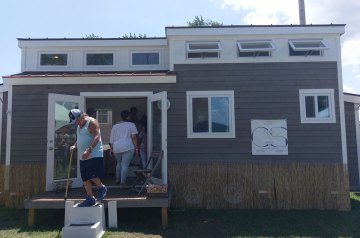 Tiny House & Green Living Freedom Fest- July 2, 2017