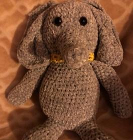 Ellie the Elephant-2 by 2 Alphabet Zoo