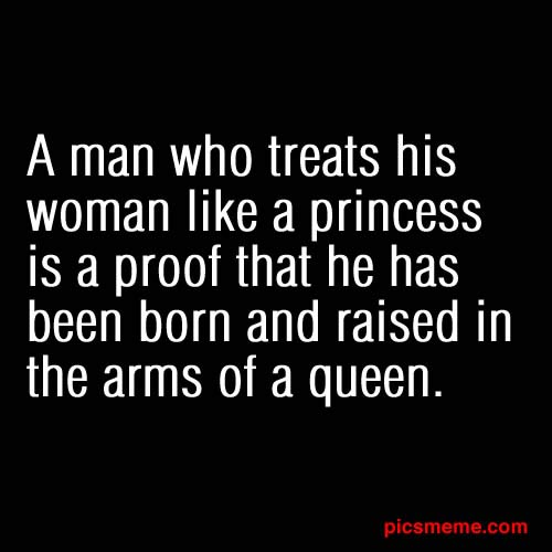 Treat Should Quotes Man Woman How