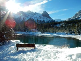 Canmore River Path