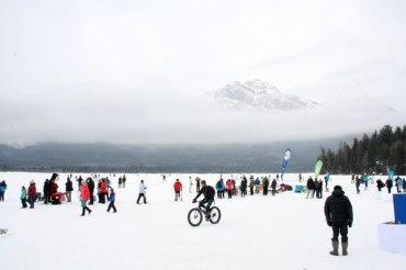 Pyramid Lake Winterstruck