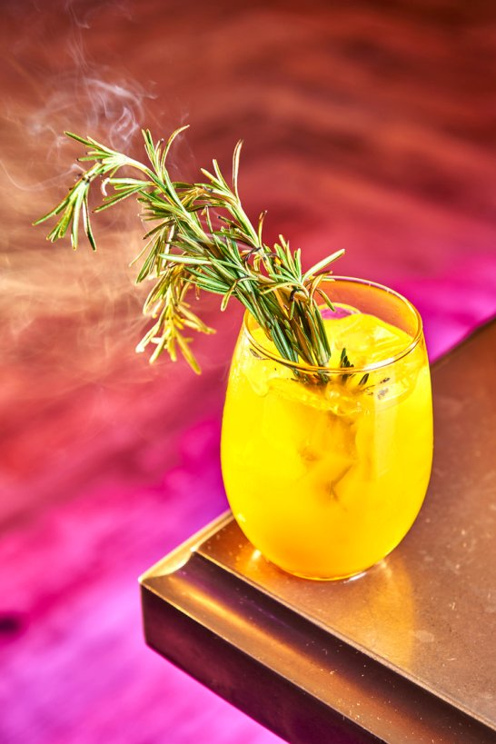 Mango Mule from Cavo Lounge
