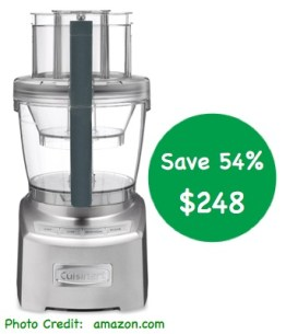 Cuisinart FP-14DCN Elite Collection 2.0 14 Cup Food Processor