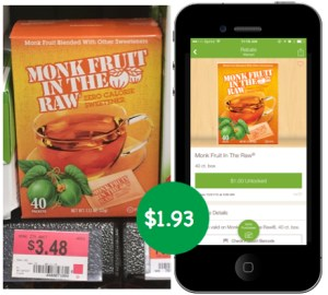 Monk Fruit In The Raw Coupon Deal