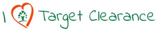 Target I Heart Clearance Logo