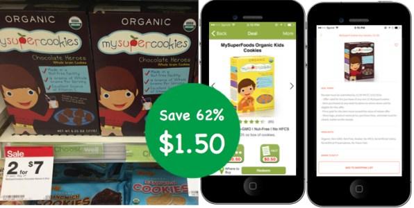 Organic MySuperCookies Coupon Deal