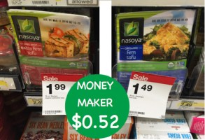 Nasoya Organic Firm Tofu Coupon Deal