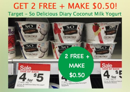 So Delicious Coconut Milk Yogurt Coupon Deal