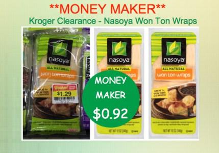 Nasoya Won Ton Wraps Coupon Deal