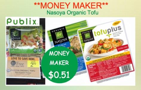 Nasoya Organic Tofu Coupon Deal