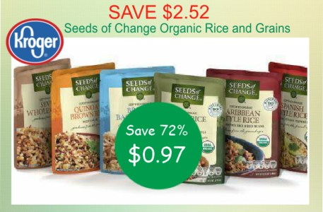 Seeds of Change Coupon Deal