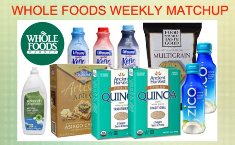 Whole Foods Weekly Matchup