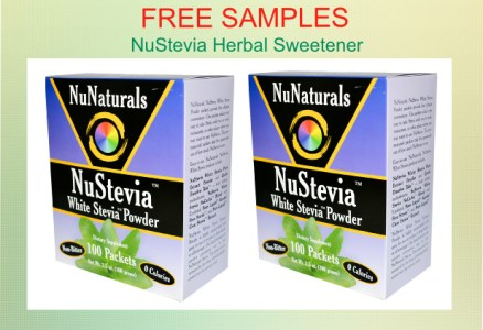 NuStevia Herbal Sweetener coupon deal