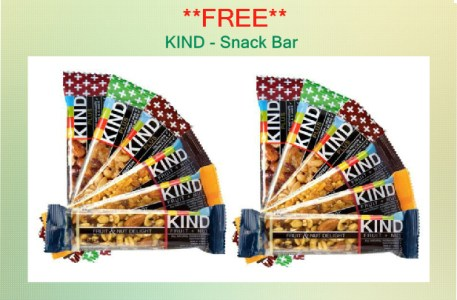 KIND Snack Bar coupon deal 2