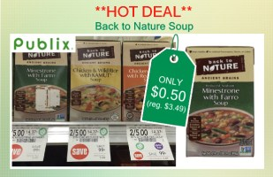 Back to Nature Soup coupon deal 2